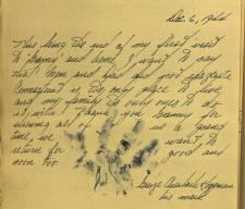George Auerbach Koopman's Handprint