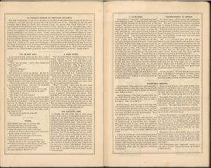 Stories in the Almanac