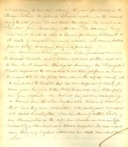 Rev. William W. Patton diary