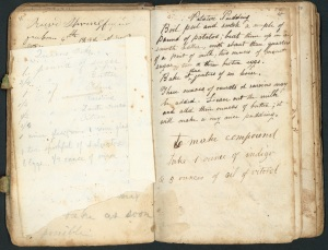 Leffingwell journal - recipes