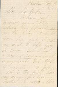 ECS letter