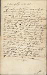 Escape plan, Newgate Prison records, ca. 1826, Ms 74355. Connecticut Historical Society, Hartford, CT