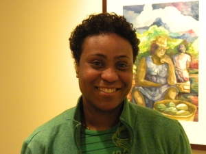 Simone Terrell, Volunteer