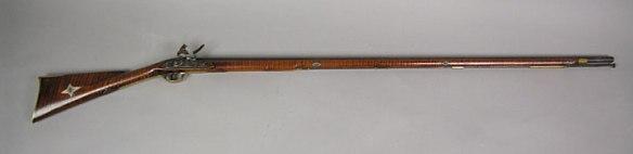 Harmon Deming flintlock fowler