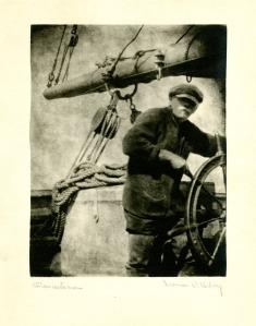 """Gloucesterman"". Gift of Mrs. Luman P. Kelsey, 1977.93.7 (Inscription on the back of this photo reads ""St. John"".)"