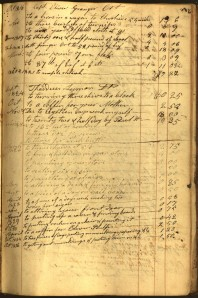 Thaddeus Lyman also did business with Reuben Loomis. Ms Account Books Loomis, Reuben