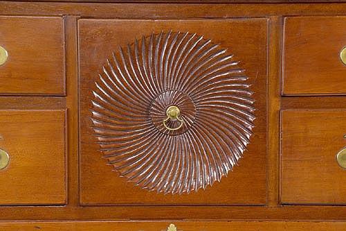 The pinwheel cartouche