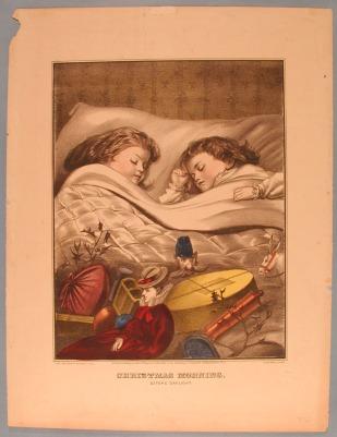 Christmas Morning, 1867.