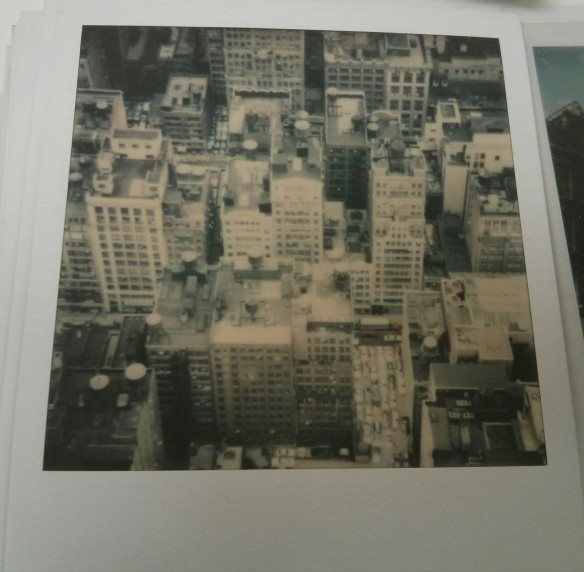 Richard Welling. Water Towers, Midtown Manhattan. 2012.284.732.