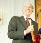 Author John Updike