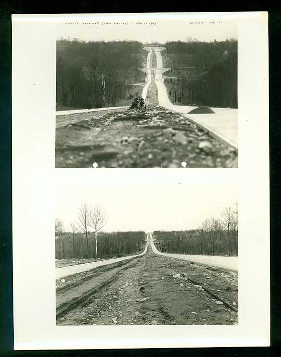 Merritt Parkway construction, 1937, The Newman S. Hungerford Museum Fund, 2010.168.12