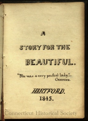 Title page. Ms 101845