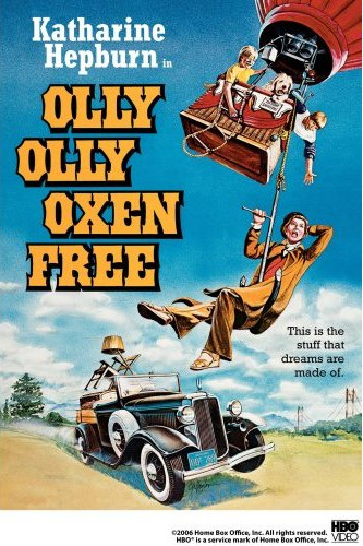 Olly Olly Oxen Free from 1978, starting  Katharine Hepburn, Kevin McKenzie, Dennis Dimster