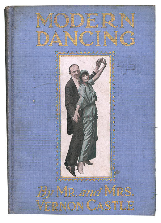 """Dance steps"" from Modern Dancing, 1914. Reproduced from the original in the CHS collection."