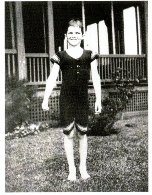 When she was eight, Hepburn cut off all her hair and insisted people call her Jimmy.