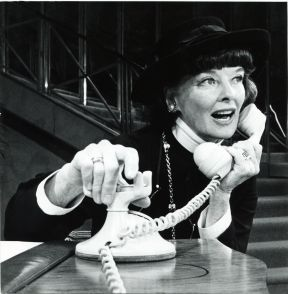 Katharine Hepburn met Coco Chanel before she portrayed her on stage. The meeting made Hepburn nervous—come on the tour and we'll tell you the whole story!