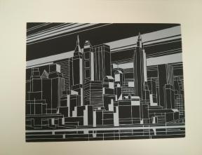 Richard Welling. Manhattan Art Deco. 2012.284.6301.