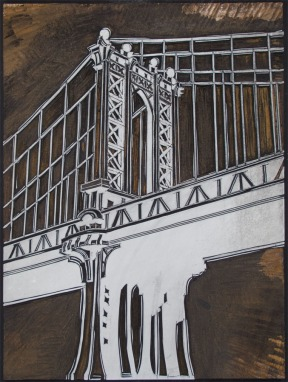 Richard Welling. Manhattan Bridge, New York. 2011.465.65